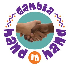 Logo Hand in Hand Gambia